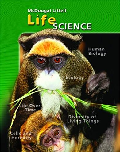 McDougal Littell Science: Student Edition Grade 7 Life Science 2006