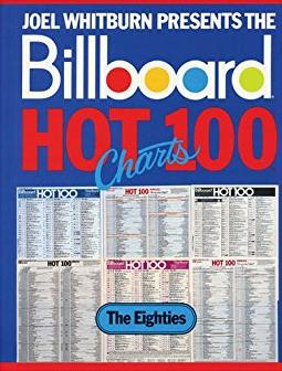 Billboard Hot 100 Charts - The Eighties (Record Research Series)