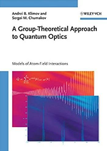 A Group-Theoretical Approach to Quantum Optics: Models of AtomÂ?-Fiel ...