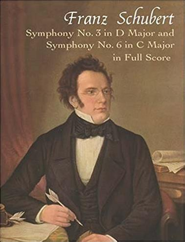 Symphony No. 3 in D Major and Symphony No. 6 in C Major in Full Score