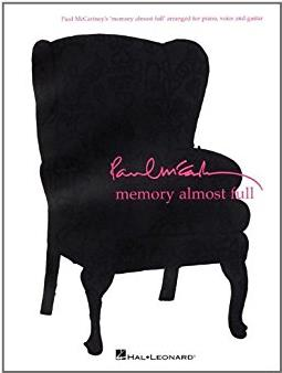 Memory Almost Full by Paul Mc Cartney