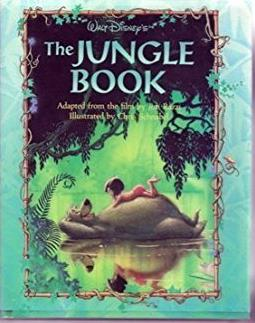 Walt Disney's the Jungle Book: Illustrated Classic