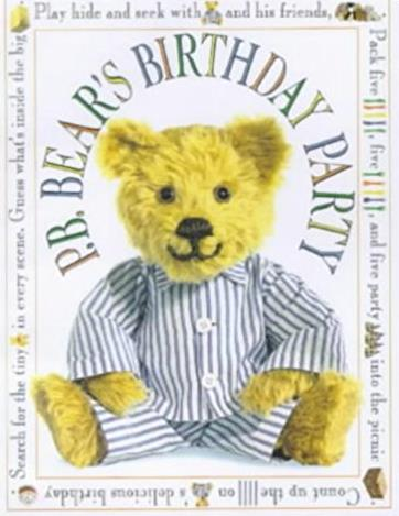 P.B. Bear's Birthday Party (PB Bear & Friends)