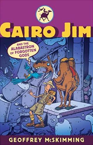 Cairo Jim and the Alabastron of Forgotten Gods (Cairo Jim Chronicles)