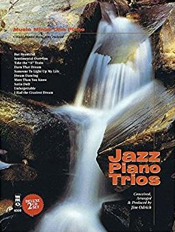 Jazz Piano Trios: Deluxe 2-CD Set (Music Minus One Piano)