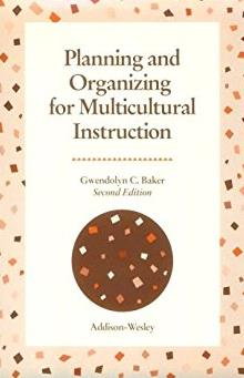Planning and Organizing for Multicultural Instruction